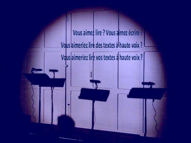 stage lecture haute voix janvier 2016
