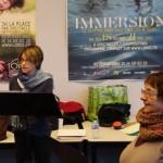 stages de lecture à Haute Voix animés par Catherine Lenne